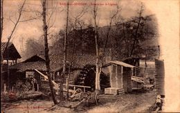 CPA - LOIRE - Sail Sous Couzan - Scierie Sur Le Lignon - Autres Communes