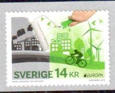 Suède Europa 2016 ** - Suède