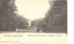 Bruxelles - CPA - Brussel - Château De Val Duchesse à Auderghem - Le Parc - Auderghem - Oudergem