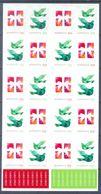 E3- Australia Christmas 2015. Animal. Pigeon. Self Adhesive Stamps. - Australia