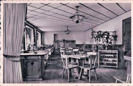 Mayens De Sion, Restaurant De L'Hôtel Des Plans, F. Debons (932) - VS Valais