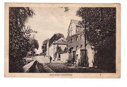 Allemagne Ratingen Cromford Cpa Animée Correspondance 1923 Carte Rare - Ratingen