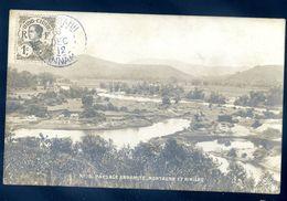Cpa  Vietnam Viêt Nam  Paysage Annamite Montagne Et Rivière    MARS18-16 - Vietnam