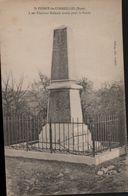 27 EURE MORMANDIE SAINT PIERRE DE CORMEILLES MONUMENT AUX MORTS - Other Municipalities