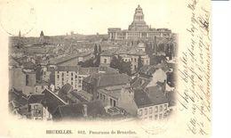 Bruxelles - CPA - Brussel - Panorama De Bruxelles - Panoramische Zichten, Meerdere Zichten
