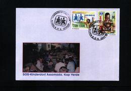 Cape Verde 2000 Children's Villages - Cape Verde