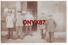 Carte Postale Photo Militaire Allemand Stempel-Tampon Kriegslazarett LABRY (Meurthe Et Moselle) Mai 1917 - Sonstige Gemeinden