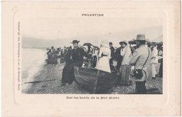 PALESTINE. Sur Les Bords De La Mer Mortes (1) - Palestine