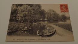 AMIENS: Les Hortillonnages ,l'ile Robinson ,n°102 - Amiens