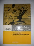 Deutscher Fussball-Bund 1965 - Books, Magazines, Comics