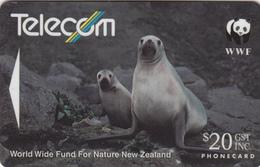 New Zealand - Phonecard - Fine Used Phonecard - New Zealand