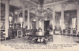 (78) VERSAILLES - Le Grand Trianon Et Le Salon Des Glaces - Versailles (Château)