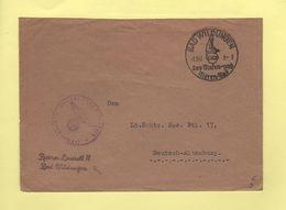 Bad Wildungen - Reserve Lazarett II - 3-3-1943 - Germany