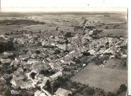 I 560  BIESLES  VUE GENERALE AERIENNE 1960 - Autres Communes