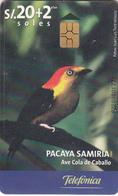 Peru -  Phonecard - Superb Fine Used Phonecard - Pérou