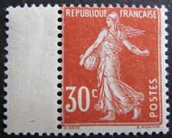 LOT FD/1471 - 1921 - TYPE SEMEUSE N°160 BdF NEUF** - France