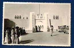 Algérie. Negrine. Fête Du 14 Juillet. Soldats Français Et Mokhaznis - War, Military