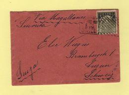 Chili Destination Suisse - 1905 - Chile