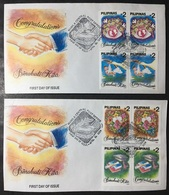 FDC Philippines 1994 - Greeting Stamps - Altri