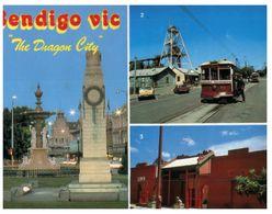 (888) Australia - VIC - Bendigo With Tramway - Bendigo