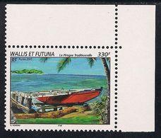 Wallis Et Futuna: Yvert N° 632 (La Pirogue Traditionnelle 2005) Neuf ** - Unused Stamps