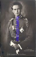 91893 BELGIUM ROYALTY S. M. LEOPOLD II KING POSTAL POSTCARD - Familles Royales