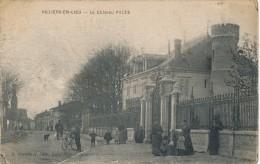 H98 - 52 - VILLIERS-EN-LIEU - Haute-Marne - Le CHÂTEAU PALÉE - France