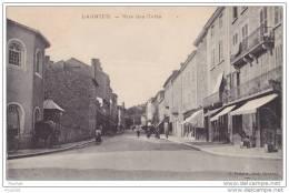 01) Lagnieu -  Rue Des Cafés - France