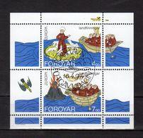"""FEROE 1994 N° YT BF 5 Oblitéré : """" EUROPA 1994 """". Parfait état. - Färöer Inseln"""