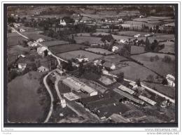 64) Mendive - Lecumberry - En Avion Au Dessus De.. Hôtel Du Fronton - Chasse à Palombe - Pêche - (oblitération De 1965) - Andere Gemeenten