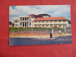 Africa > Ghana  King George Memorial Hall  Accra   Stamp & Cancel  Ref 2909 - Ghana - Gold Coast