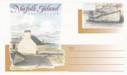 Norfolk Island  2003 Aerogramme Mint - Isla Norfolk