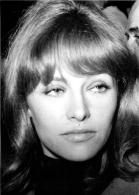 PHOTO  NATHALIE DELON 1979 FORMAT  18 X 12.50 CM - Personalidades Famosas