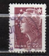 France 2009 Marianne Beaujard 2.22 N° YT 4346 - 2008-13 Marianne (Beaujard)