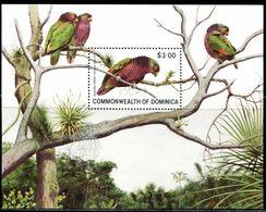 BB1921 Dominica 1981 Bird Parrot M MNH - Dominica (1978-...)