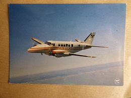 AIR ALPES  BEECH 99  F BRUF  EDITION PI N° 293 - 1946-....: Era Moderna