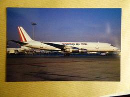 AERONAVES DEL PERU  DC 8  OB 1244 - 1946-....: Moderne