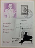 Musée De La Dynastie Concerto III S.M La Reine Elisabeth 1965 - Belgium