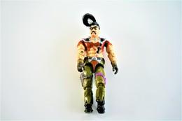 Vintage ACTION FIGURE GI JOE : Dreadnok Pirate [ZANZIBAR]  - Original Hasbro 1987 - Hasbro - GI JOE - Action Man