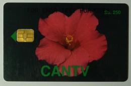 VENEZUELA - Cantv - GPT - FOR ENGR TEST PURPOSES - Bs. 250 - 50ex - Used - Venezuela