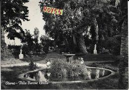 Campania-avellino-sturno Villa Barone Grella Veduta Interno Villa Anni 50 - Italia