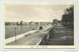 ZARA RIVA 4 NOVEMBRE NON VIAGGIATA F.P, - Yugoslavia