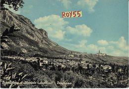Campania-avellino-ospedaletto D'alpinolo Veduta Panorama Anni 40/50 - Italia