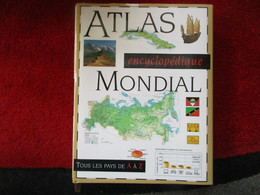 Atlas Mondial / éditions France Loisirs De 1997 - Encyclopaedia