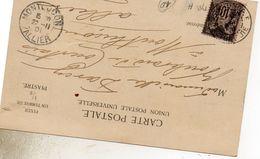 SOUVENIR DE    CONSTANTINOPLE CPA    AGE D OR  N° YVERT T TELLIER  103 - Levant (1885-1946)