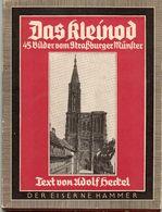 Das Kleinod ( 45 Bildes Vom  Strasburger Mûnster ) - Architecture