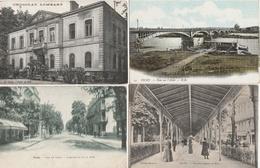 18 / 4 / 30  -  LOT  DE  8  CPA  DE  VICHY  ( 03 )  Toutes Scanées - Cartes Postales