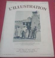 L'Illustration N°4717 29 Juillet 1933 Maroc Pacification Du Grand Atlas,Cité Clairvivre Salagnac,Fêtes De Pampelune - Livres, BD, Revues