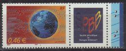 3532A Monde En Réseau Logo SPBB Neuf** - Personnalisés