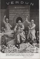 VERDUN  LA RESITANCE         COMPOSE PAR NOEL REIRRAC - Guerre 1914-18
